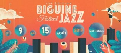 Biguine Jazz Festival 2019 : 17 éme édition
