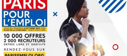 Salon emploi et Outre-mer 2019