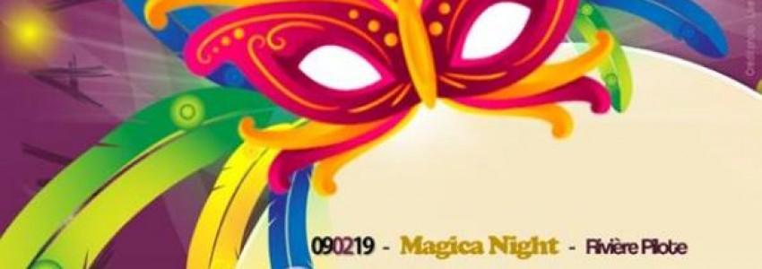Le collectif des opérations de rue de Martinique au rendez-vous du carnaval 2019