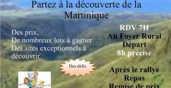 Rally Découverte de la Martinique