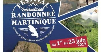 Festival international randonnée Martinique 2019