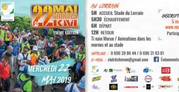Marche commémorative 22MAI-MORNES-22KMS