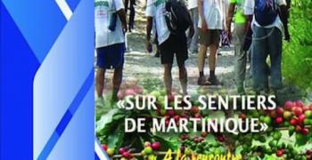 Diamant - Anses d'Arlets : randonnée géologique - morne Champagne