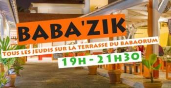 Baba'Zik - Tous les jeudis