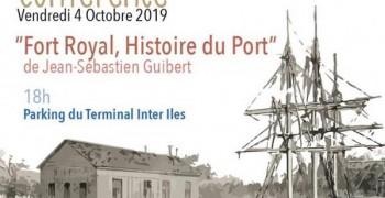 Fort de France Ville Portuaire