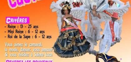 Election de la reine du Carnaval 2019