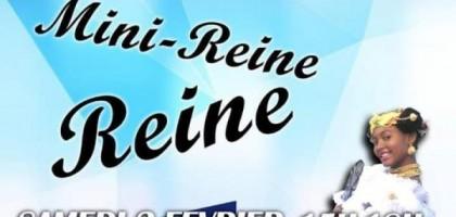 Election Mini Reine Reine 2019 Saint-Esprit