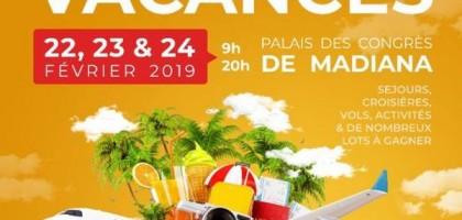 21ème Edition du Salon du Voyage et des Vacances 2019