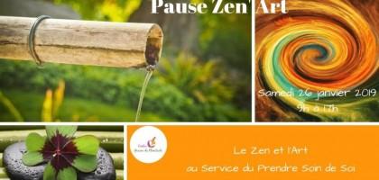Pause Zen' Art