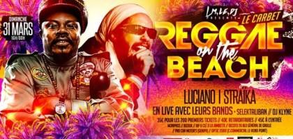 Reggae On The Beach 4 (Luciano & Straïka)