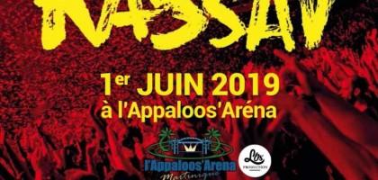 Concert de Kassav à l'Appaloos'Arena
