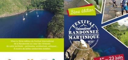 Festival de la randonnée 2019 :  Val d'or Anse Caritan Salines