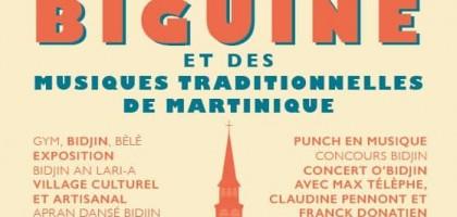 Fête de la biguine et des musiques traditionnelles de la Martinique