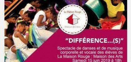 Différence...(s)