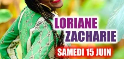 Loriane Zacharie à l'Arobase