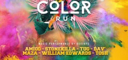 Foyal color run 2019