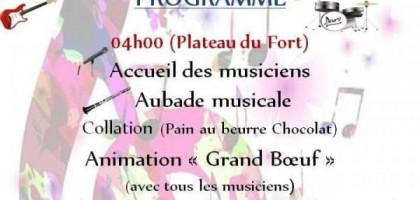 Fête de la Sainte-Cécile 2020