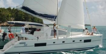 Location de voiliers catamarans et monocoques