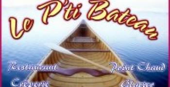 Le P'Ti bateau