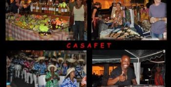 Casafet Marché nocturne et animations musicales à Sainte-Anne