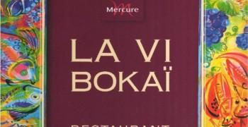 Résidence Le Mercure : Restaurant La Vi Bokaï