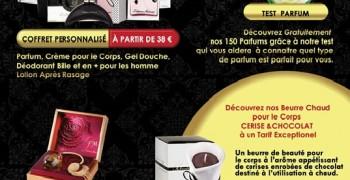 Des parfums de luxe à prix attractifs