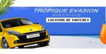 Tropiquevasion Evasion, Location de voitures en Martinique