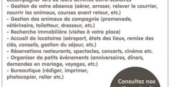 Conciergerie privée - Fast and Serious Conciergerie