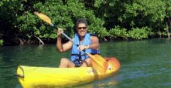 Ile aux kayaks