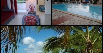 Vacances en résidence avec piscine sur la route des plages