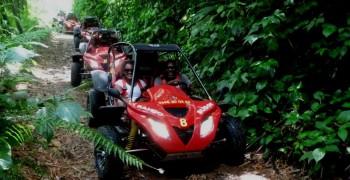 Randonnées en buggy