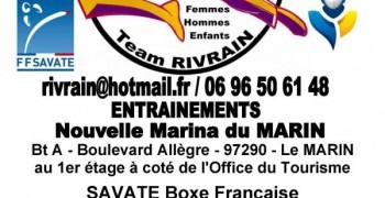 6ème Club de Savate Boxe Française et Canne de combat en Martinique