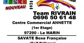 Sport pieds - poings au Marin