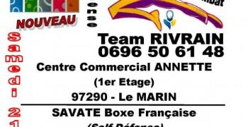 Savate Boxe Française à Soly's Gym Club Marin