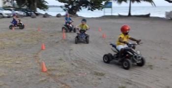 Quads électrique enfants à Schoelcher