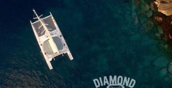 Diamond Rock NORD/SUD Caraïbe