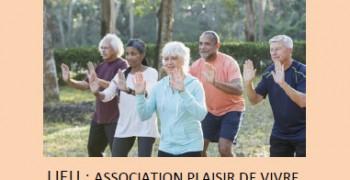 Cours de Qi Gong pour les Seniors
