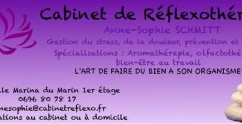 Cabinet de Réflexothérapie Anne-Sophie Schmitt
