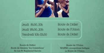 Cours de yoga à Scoelcher