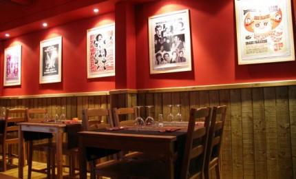 Boogaloo restaurant