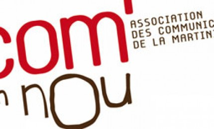 L'association Com'an nou, l'association des communicants de la Martinique