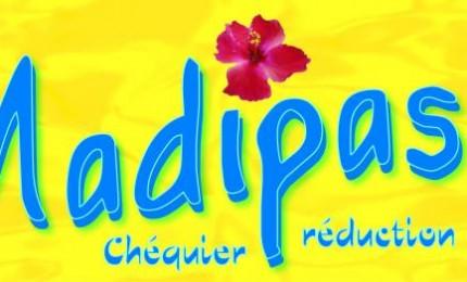 MADIPASS, le chéquier réduction de la Martinique