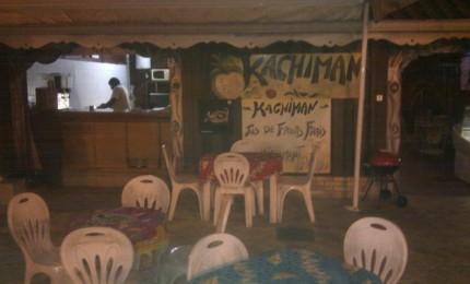 Kachiman bar