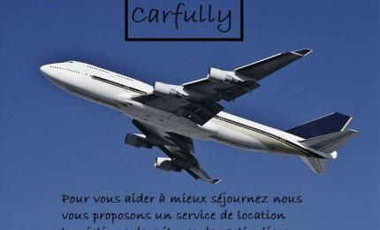Carfully, le nouveau concept location en Martinique