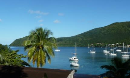 Bungalow avec vue sur Grande Anse d'Arlet