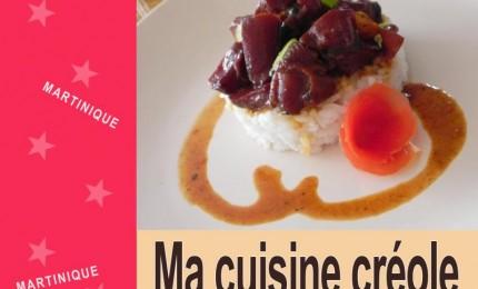 Cours de cuisine antillaise en Martinique