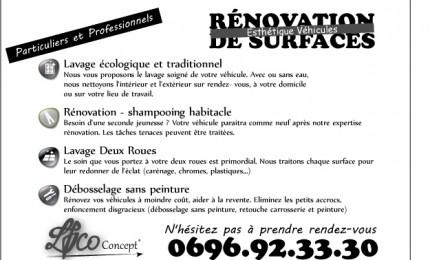 Rénovation & Entretien
