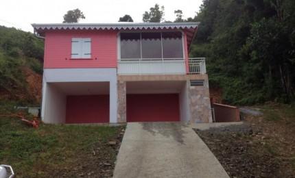 Location  belle maison au Marin : Tout confort
