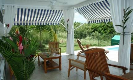 Location villa la Flamboyante 4**** & 4 Clés vacances