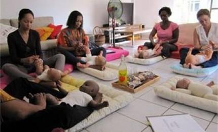 Massage et approches corporelles du bébé